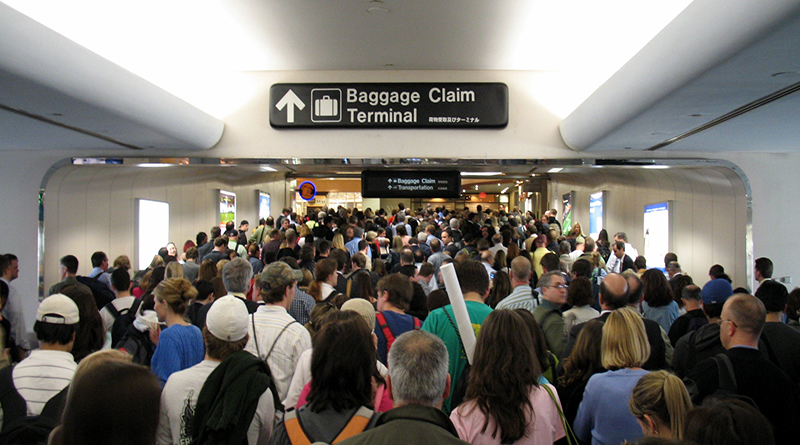Surviving Airport Anxiety With Different Brains