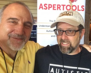 neurodiversity advocates harold reitman and stephen shore