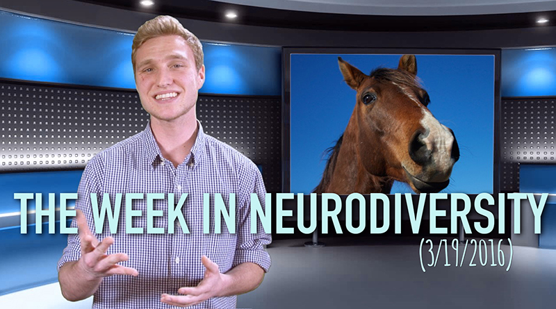 Matthew Ryan's Week in Neurodiversity (3/19/16)