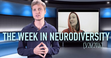 Matthew Ryan's Week in Neurodiversity (3/26/16)