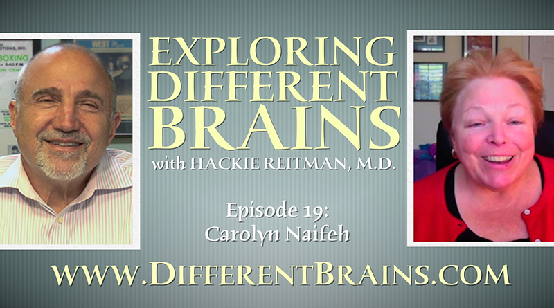 Housing And Neurodiversity With Carolyn Naifeh | EXPLORING DIFFERENT BRAINS Episode 19