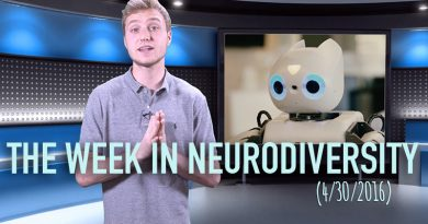 Matthew Ryan's Week in Neurodiversity - Alzheimer's Journalist (4/30/16)