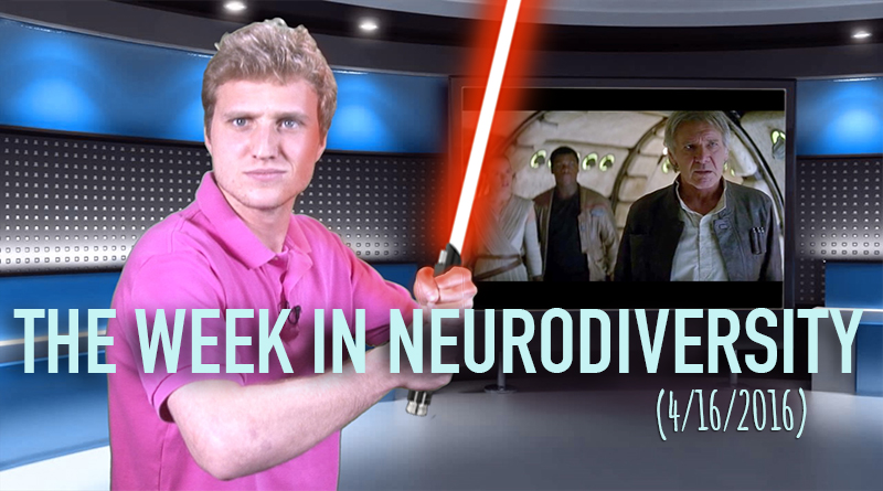 Matthew Ryan's Week in Neurodiversity (4/16/16)