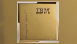 Different Brains IBM'S TRUENORTH CHIP