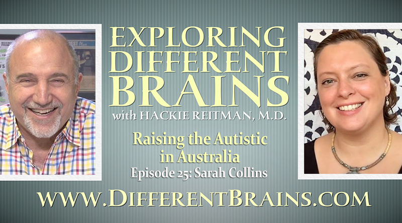 Raising The Autistic In Australia, With Sarah Collins