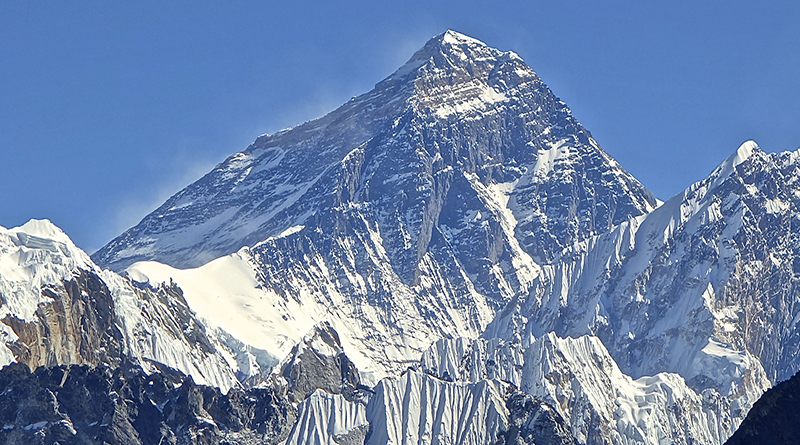 Soldiers Climb Mount Everest For PTSD