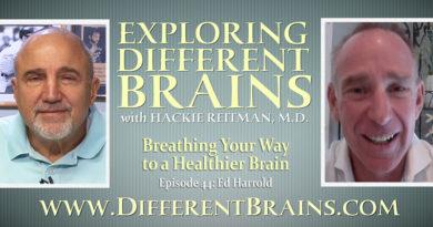 Breathing Your Way to a Healthier Brain, with Ed Harrold | EDB 44