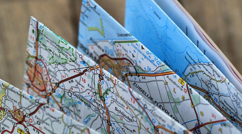 Folding Map 360382 1920