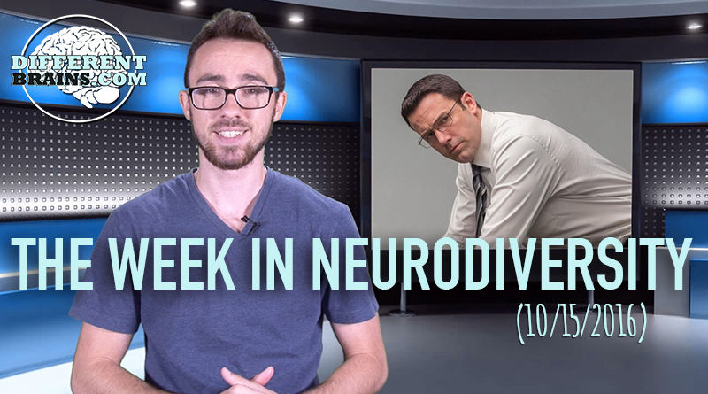 Week In Neurodiversity – Ben Affleck Studies Autism For Latest Role (10/15/16)