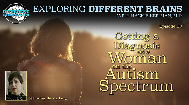 Getting Grasp On Autism >> Getting A Diagnosis As A Woman On The Autism Spectrum With Becca