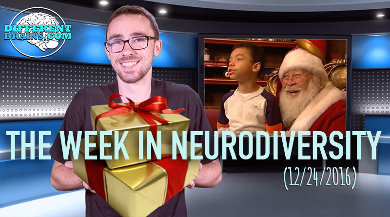 Sensory-Friendly Santa For Kids With Autism – Week In Neurodiversity (12/24/16)