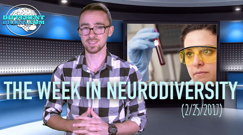 A Blood Test For Depression? – The Week In Neurodiversity (2/25/17)