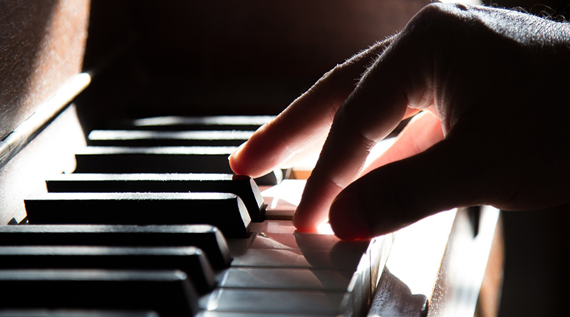 Music Helps Aid Pianist With Tourette Syndrome