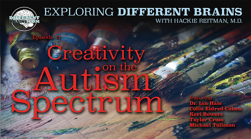 Creativity On The Autism Spectrum | EDB 71