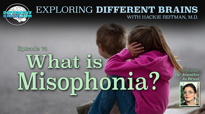 What Is Misophonia? With Dr. Jennifer Jo Brout, Founder Of Duke University's Sensory Research Program | EDB 74