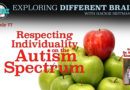 Respecting Individuality on the Autism Spectrum, with Michael Alessandri, Ph.D. of UM-NSU CARD | EDB 77