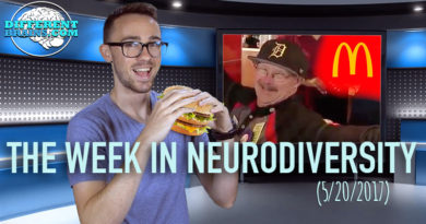 Man with Down Syndrome Retires After Working 33 Years at McDonald's – Week in Neurodiversity (5/20/17)