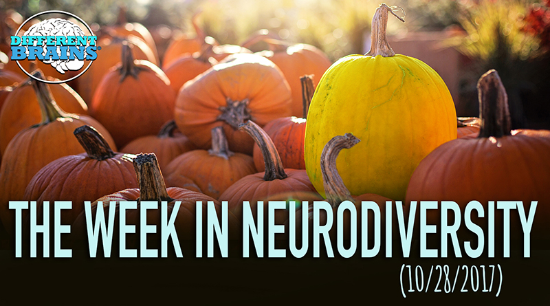 Yellow Pumpkins Raise Disability Awareness For Halloween – Week In Neurodiversity (10/28/17)