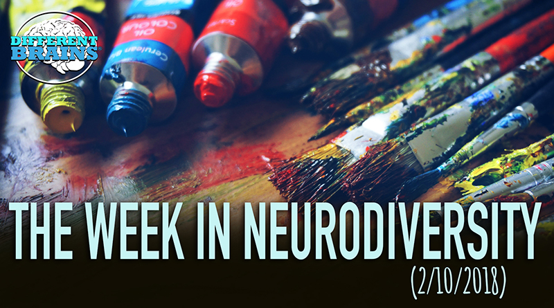 Painter With Down Syndrome Wows Art Community - Week In Neurodiversity (2/10/18)
