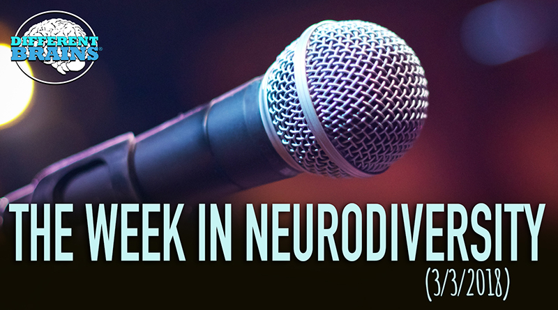 How Singing Helps One Woman With Tourette's – Week In Neurodiversity (3/3/18)