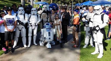Star Wars Walk Epilepsy