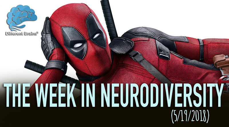 Deadpool's Ryan Reynolds Opens Up About Anxiety – Week In Neurodiversity