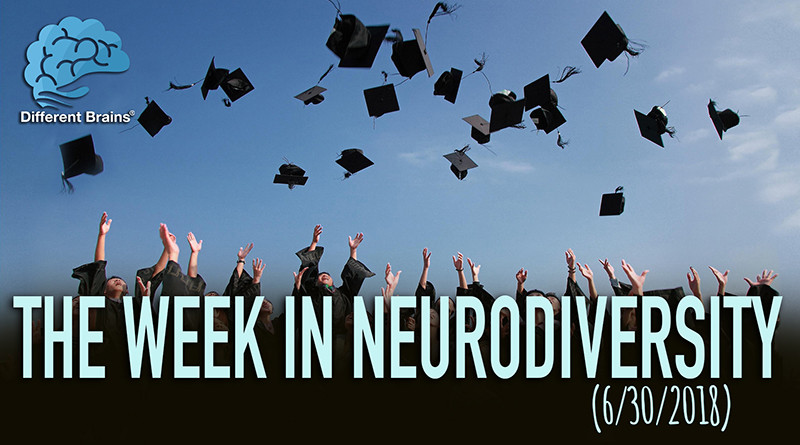 Neurodiverse Graduations Wow The Internet – Week In Neurodiversity