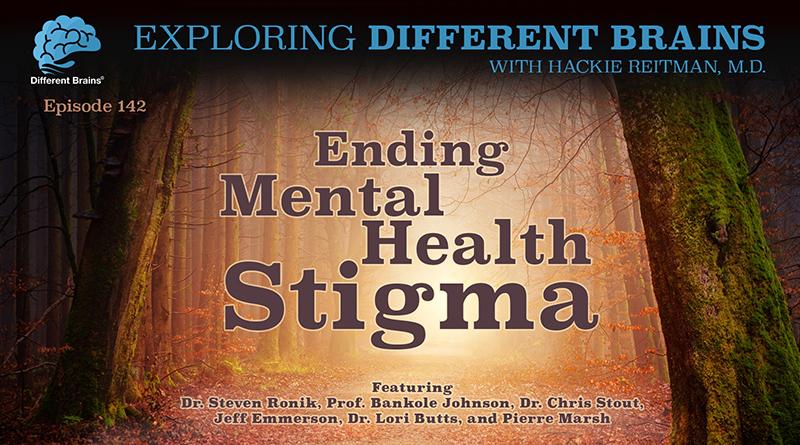 Ending Mental Health Stigma | EDB 142