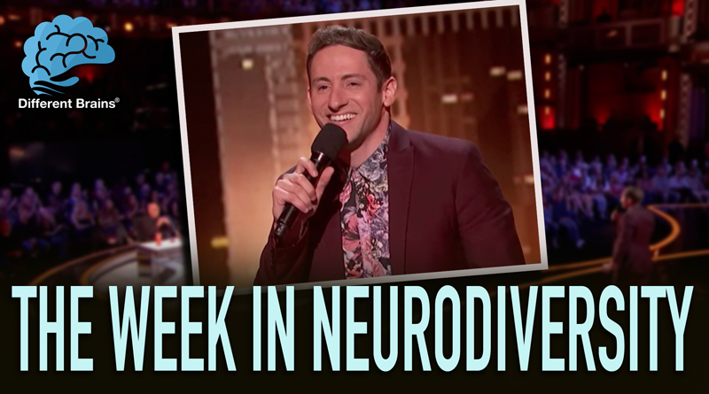 "Comedian With Tourette's Wows ""America's Got Talent"" Judges!"