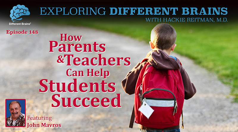 How Parents & Teachers Can Help Students Succeed, With John Mavros | EDB 148
