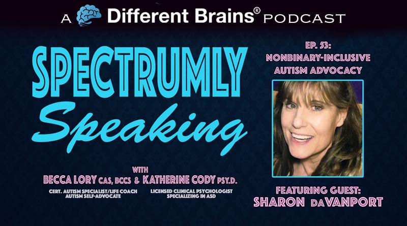 SpecSpeak Episode 53 Sharon DaVanport 800