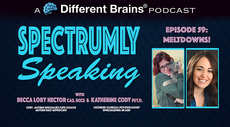 Meltdowns! | Spectrumly Speaking Ep. 59