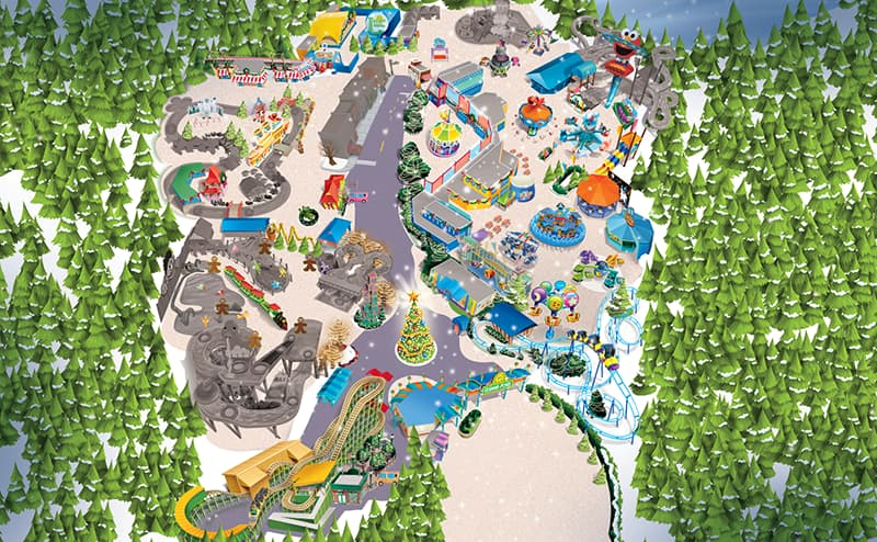 Sesame Place® Opens First Certified Autism Center Theme Park ... on michigan's adventure map, busch gardens map, legoland map, canobie lake park map, idlewild and soak zone map, six flags map, hersheypark map, kings island map, disneyland map, knoebels map, knott's berry farm map, carowinds map, king of prussia mall map, adventure island map, aquatica map, discovery cove map, kings dominion map, dorney park map, cedar point map, peddler's village map,
