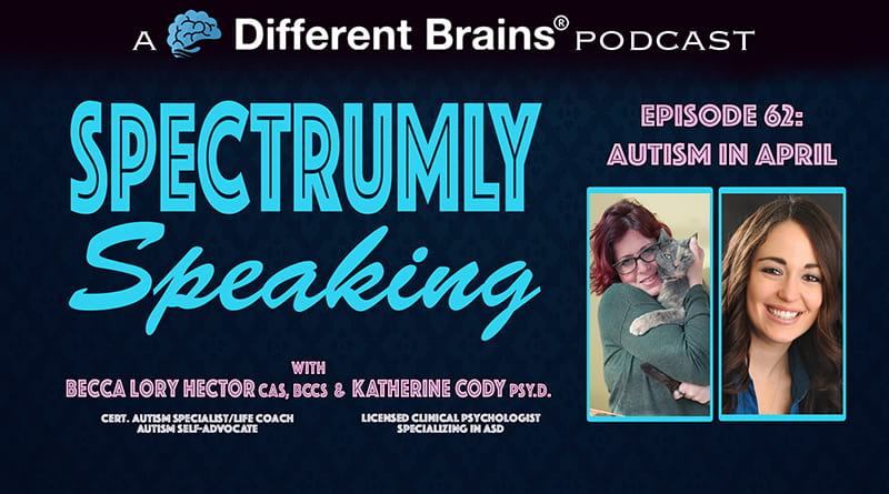 SpecSpeak Episode 62 Autism In April 800 Squoosh