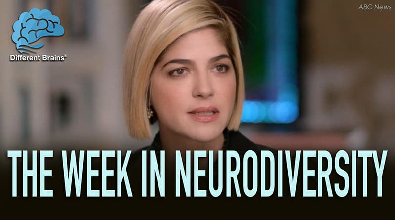 Selma Blair Discusses Multiple Sclerosis Diagnosis