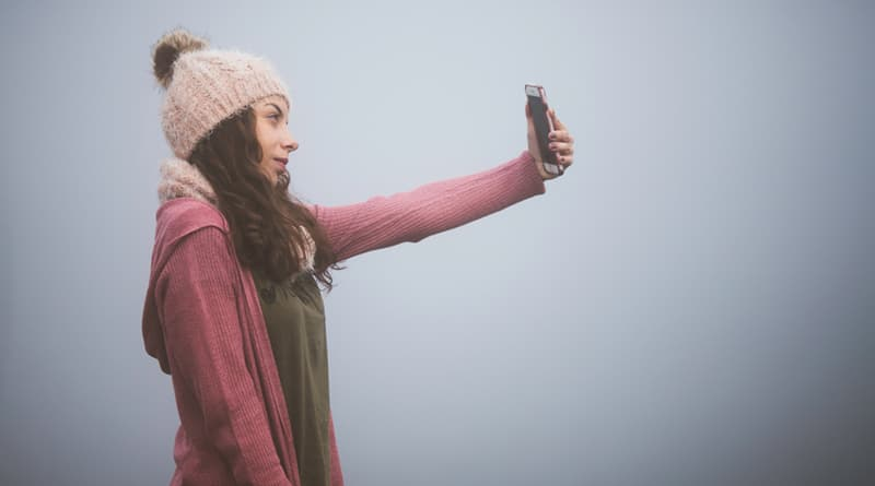 Are Your Selfies A Sign Of Narcissism