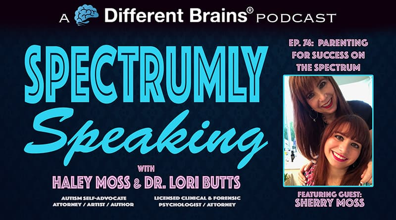 Cover Image - Spectrumly Speaking Episode 74