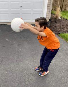 Ball slam