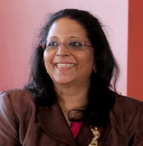 Headshot of Dr. Padmini Murthy