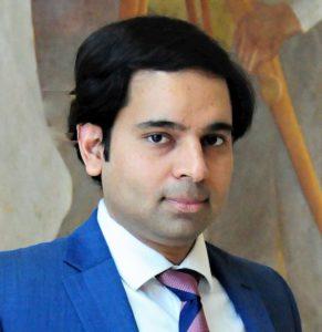 Saurabh Somvanshi, M.D., headshot