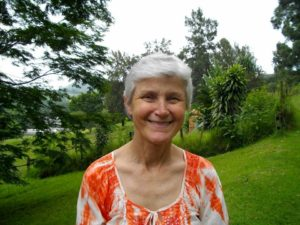 Lesley in South Africa