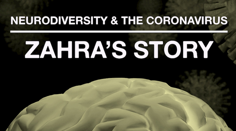 The Coronavirus Pandemic: Zahra's Journey With Depression