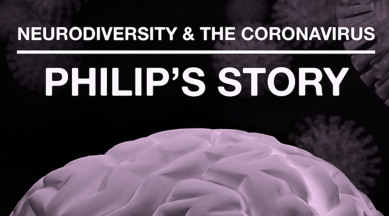 Featured Brain Image For Philip's Story
