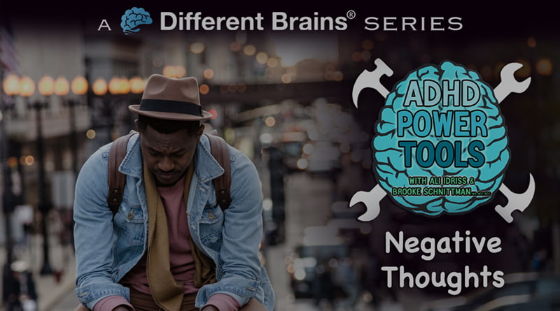 Cover Image - Negative Thoughts