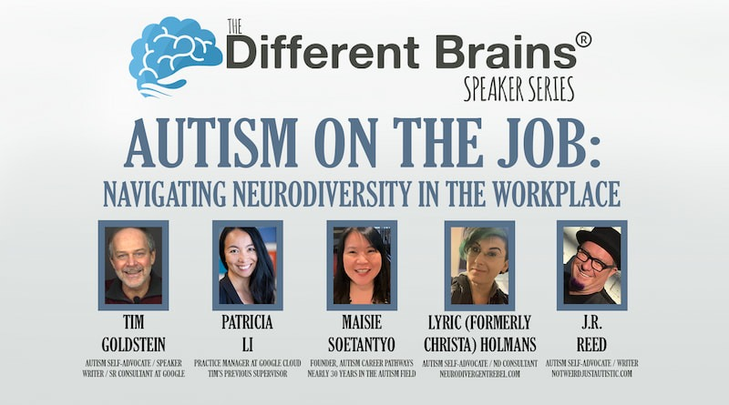 Autism On The Job: Navigating Neurodiversity In The Workplace | DB Speaker Series