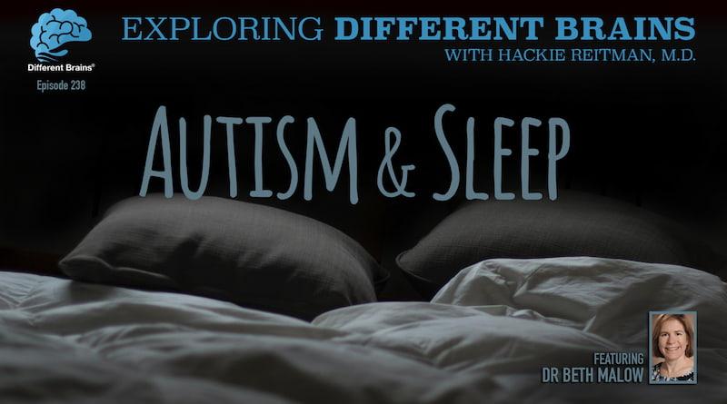 Autism & Sleep, With Dr. Beth Malow | EDB 238