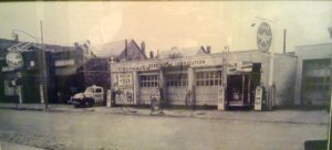 Image of Hackie's Family's Gas Station.