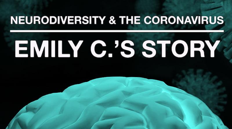 The Coronavirus Pandemic: Emily C's Journey With OCD