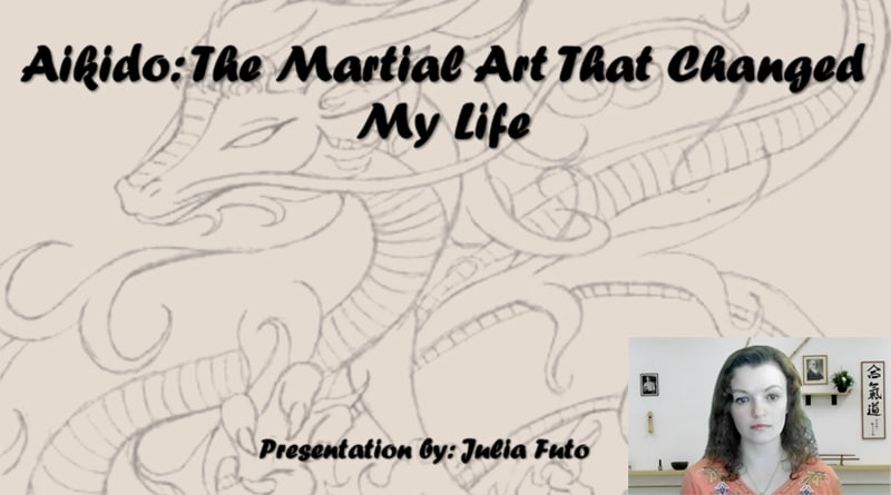 """Aikido: The Martial Art That Changed My Life"" By Julia Futo | DB Speaker Bureau"