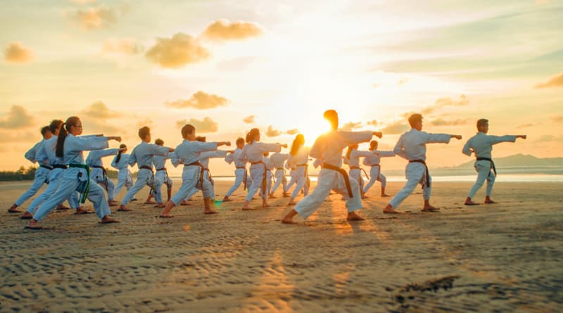 Using Martial Arts To Cope With ADHD